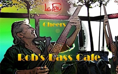ROBS BASS CAFE!