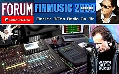 ELECTRIC BOYs RADIO On Air